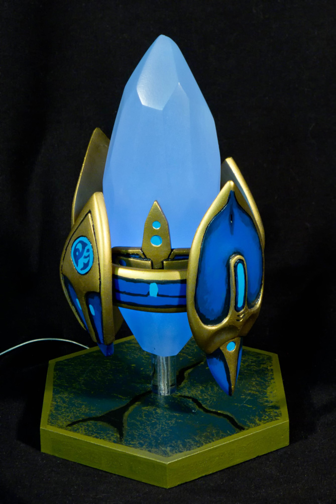 Protoss Pylon - Finished
