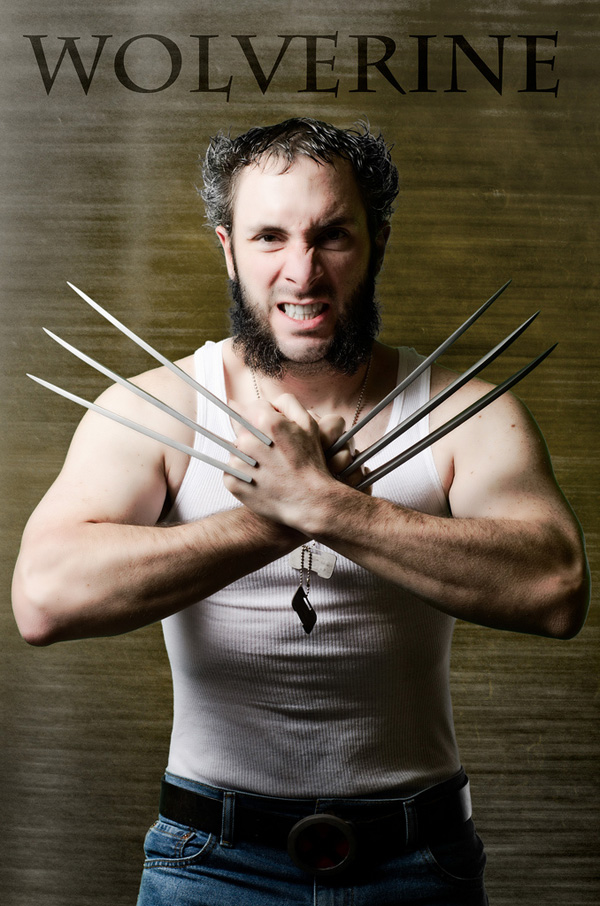 Wolverine - Bad Ass