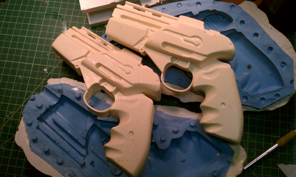 BSG Pistol - Step 8