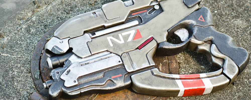 Mass Effect 3 – N7 Eagle Pistol