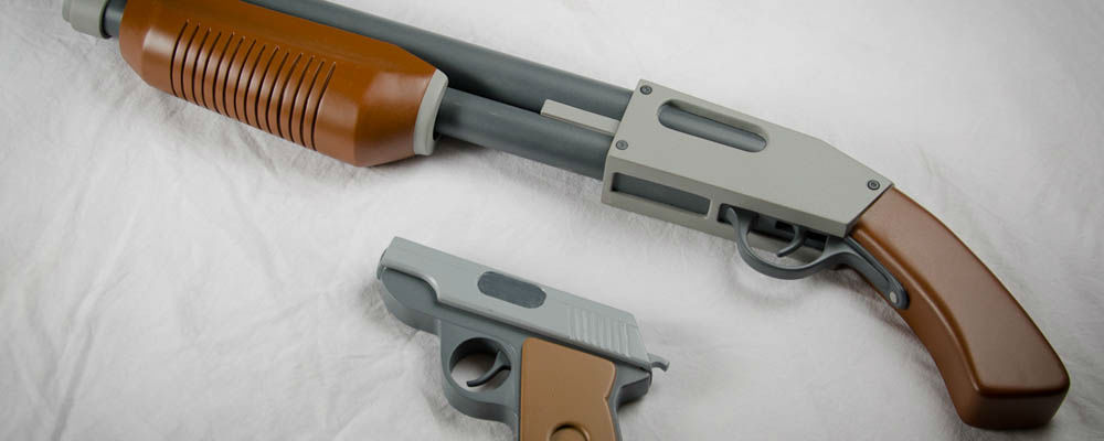 Team Fortress 2 – Shotgun & Pistol