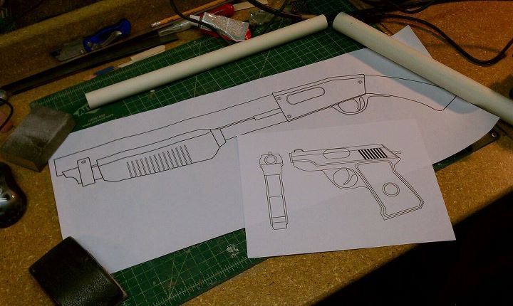TF2 Guns - Started