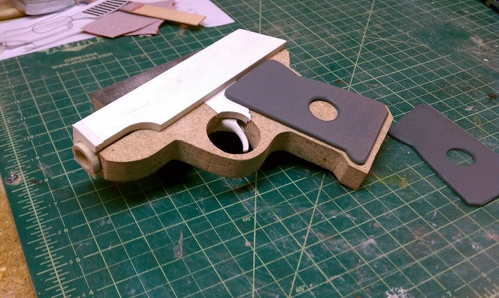 TF2 Guns - Pistol Progress 2