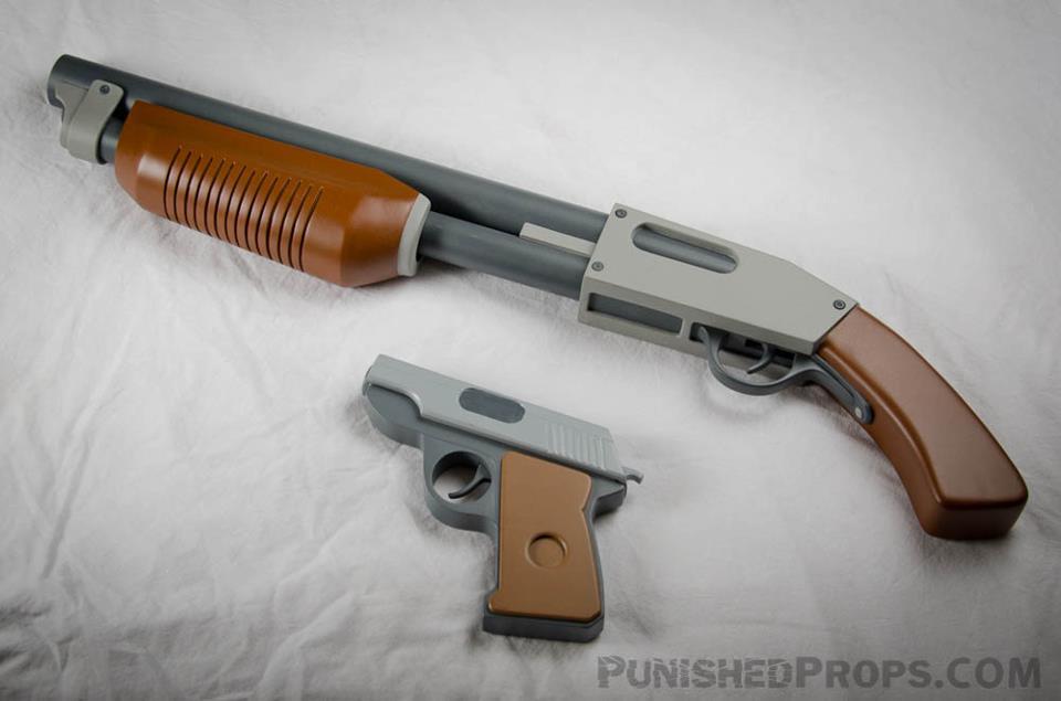 TF2 Guns - Finished 1