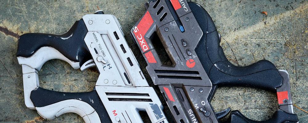 Mass Effect – M-6 Carnifex / M-77 Paladin