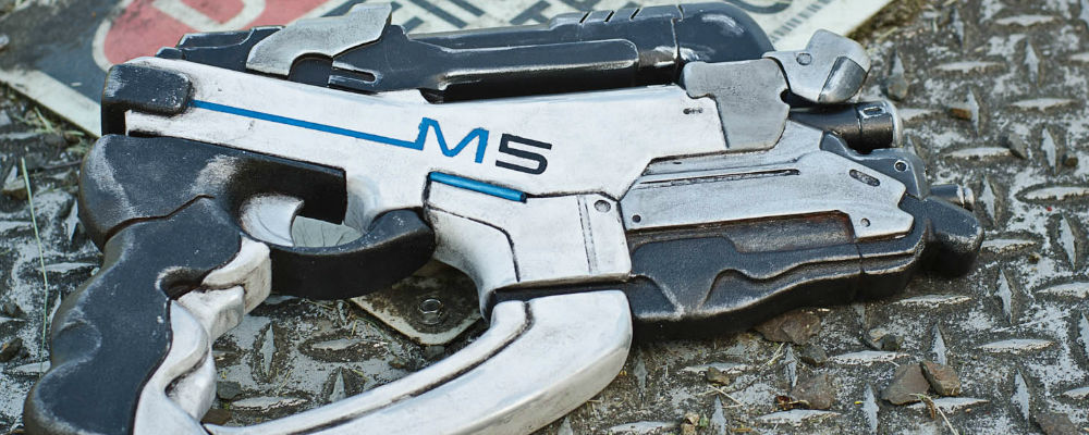 Mass Effect – M-5 Phalanx