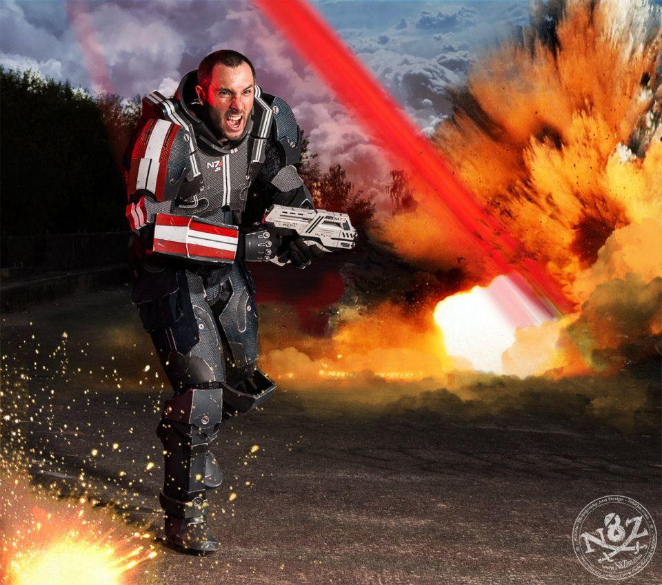 Defender - Explodey