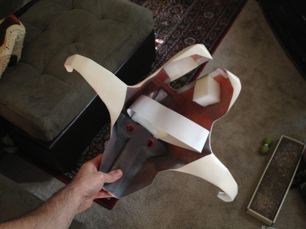 Juggernaut Dota 2 Cosplay Juggernaut Mask - Foam Elastic