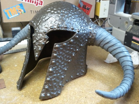 Draugr Helm Base