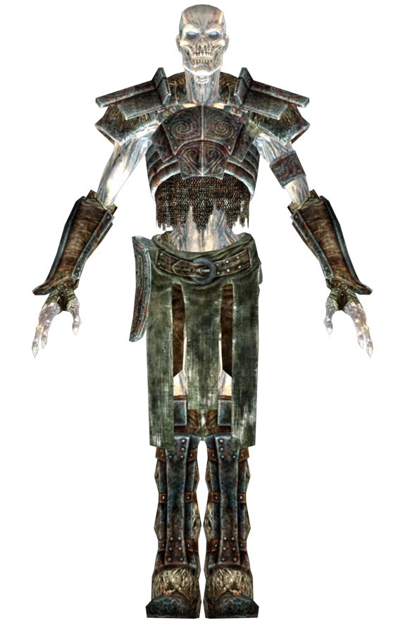 Draugr Armor Reference