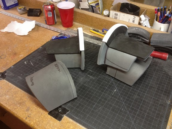 Draugr Shoulder Assembly