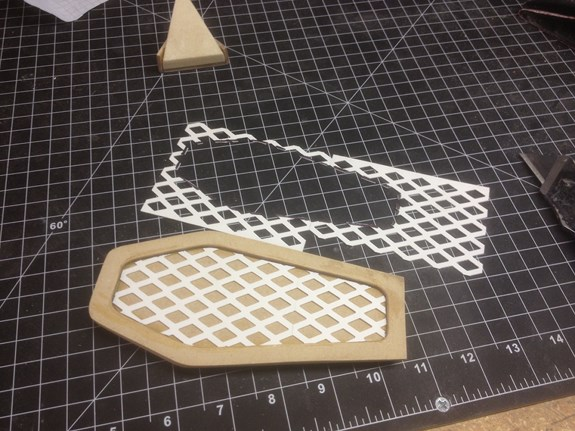 Wing Grid