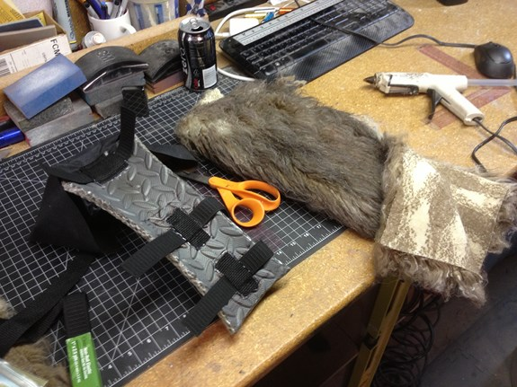 Draugr Boot Assembly