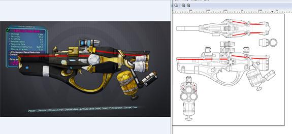 Caster Blueprints
