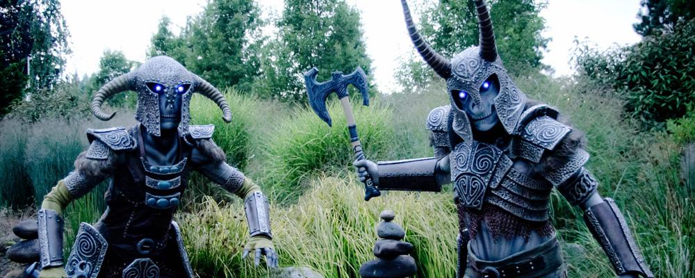 Skyrim – Draugr Deathlords