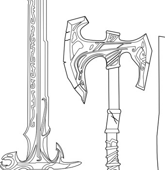 Blueprint - Ancient Nord Weapons - Featured