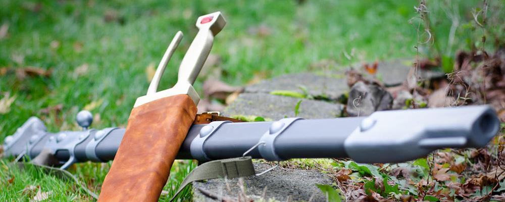 Nausicaä – Sword & Rifle