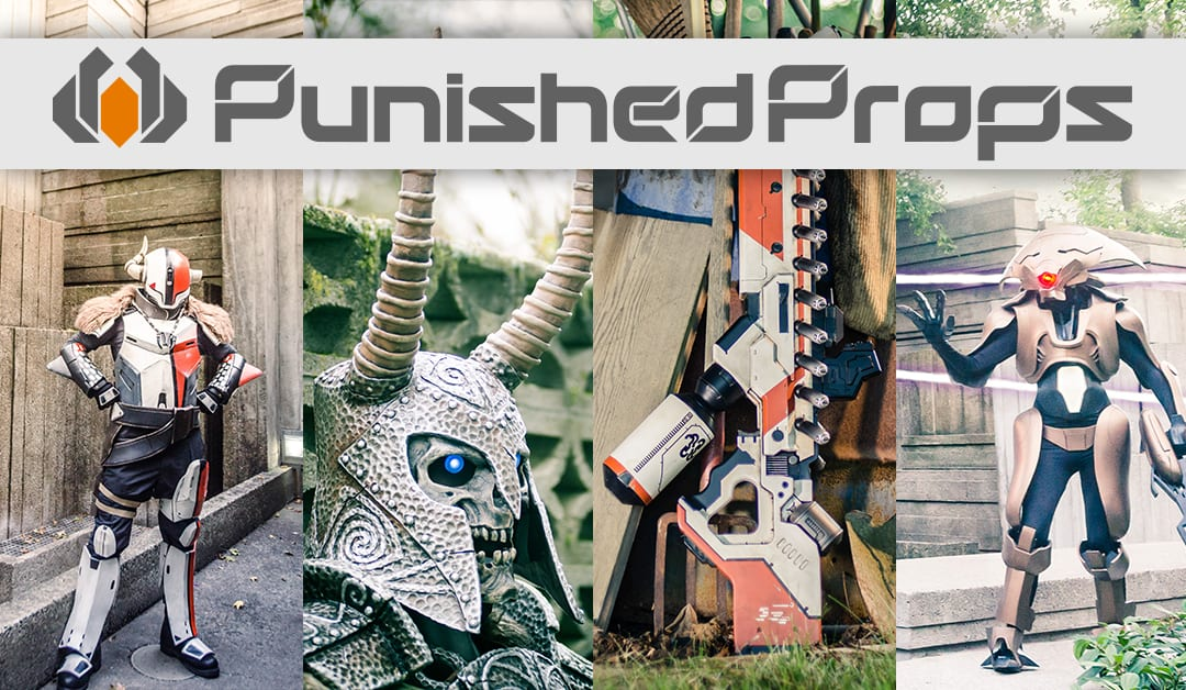Punished Props Academy - Home Page