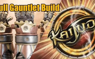 Prop Shop: Kaijudo Gauntlet Trophy Build