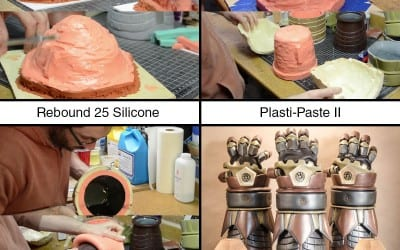 Molding and Casting with Smooth-On Products!