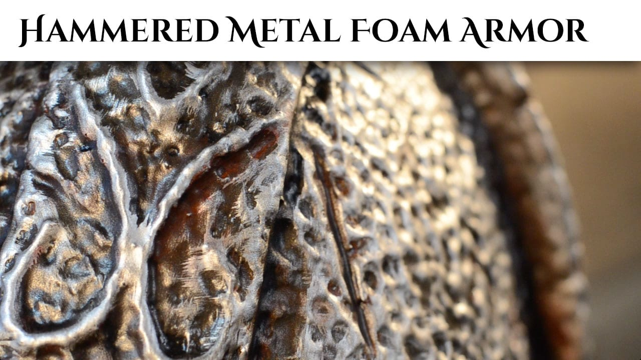 Hammered Foam