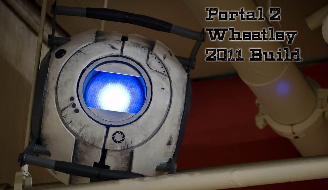Portal 2: Wheatley – 2011 Build