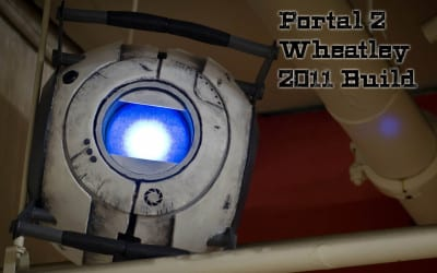 Portal 2: Wheatley – 2011 Build