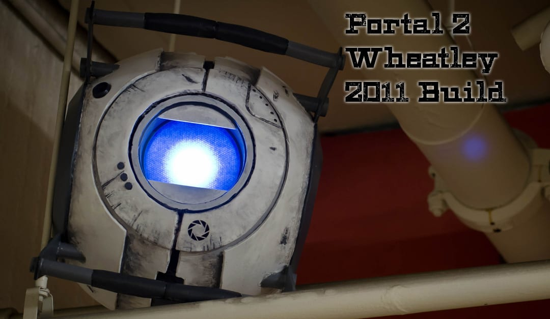 Wheatley From Portal 2 Prop Build Punished Props