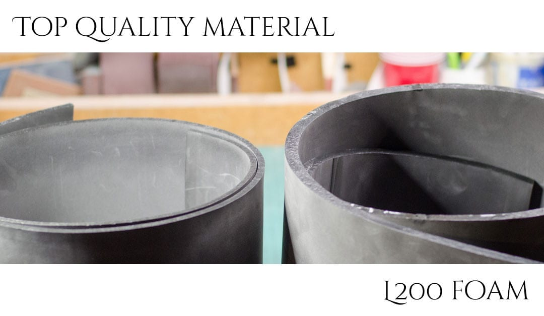 L200 Foam: Top Quality Costume Armor Material