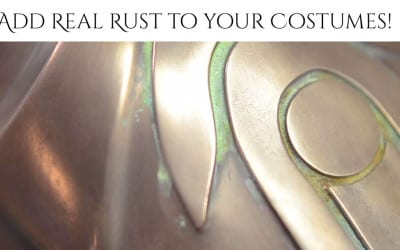 Prop: Shop – Add Real Rust to Your Props and Costumes!