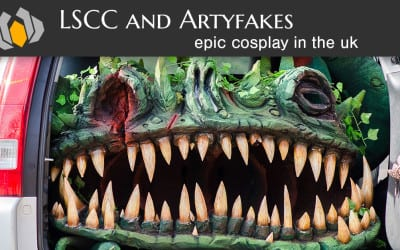 Prop: Talk – LSCC & Artyfakes – Epic UK Cosplay