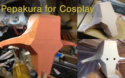 Pepakura for Cosplay