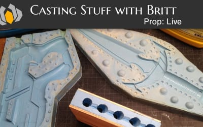 Prop: Live – Casting Stuff with Britt – 9/17/2015