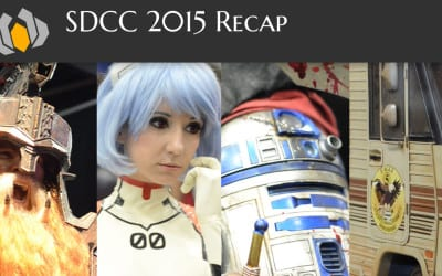Prop: Talk – SDCC 2015 Recap