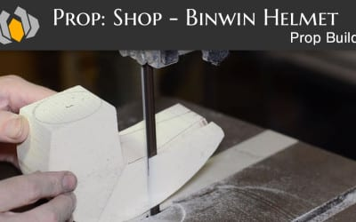 Prop: Shop – Binwin Bronzebottom Helmet Build