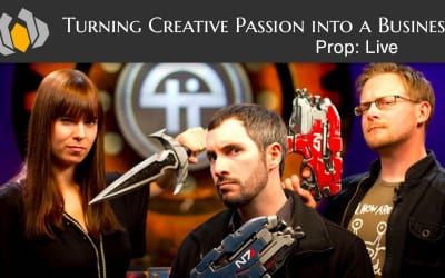 Prop: Live – Turning Creative Passion into a Successful Business – 11/19/2015