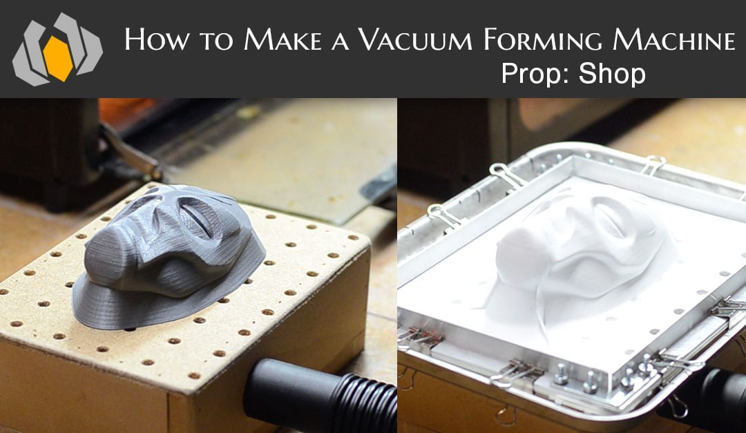 How to Make a Vacuum Forming Machine