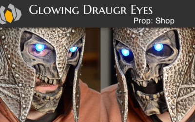 Prop: Shop – Glowing Draugr Eyes Tutorial