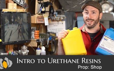 Prop: Shop – Molding & Casting 101: Intro to Urethane Resin