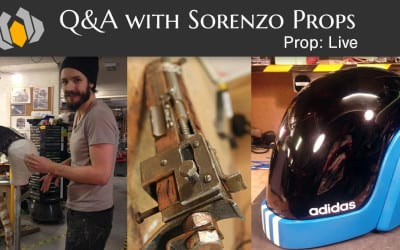 Prop: Live – Q&A with Sorenzo Props – 2/25/2016