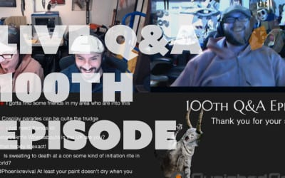 Prop: Live – Q&A 100th Episode! – 3/24/2016