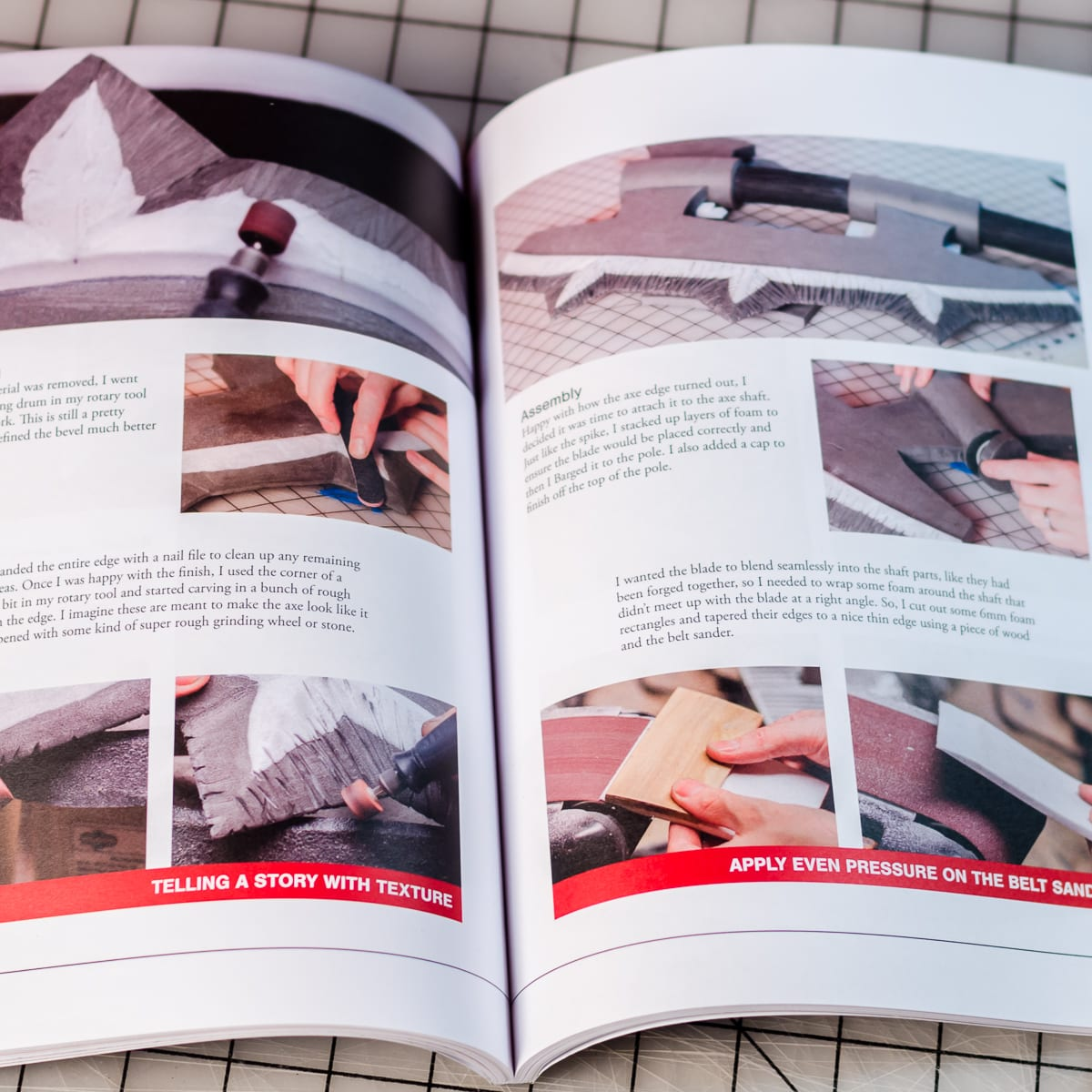 Foamsmith 2: How to Forge Foam Weapons – Print Book