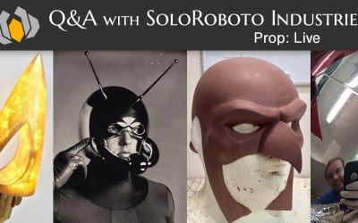Prop: Live – Q&A with SoloRoboto Industries – 3/10/2016