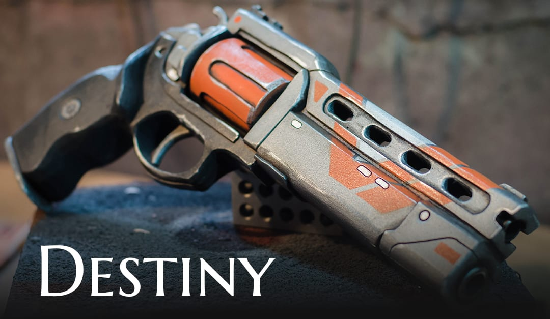 Destiny Props and Costumes