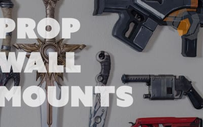 Prop: Shop – Two Ways to Display Your Props on the Wall