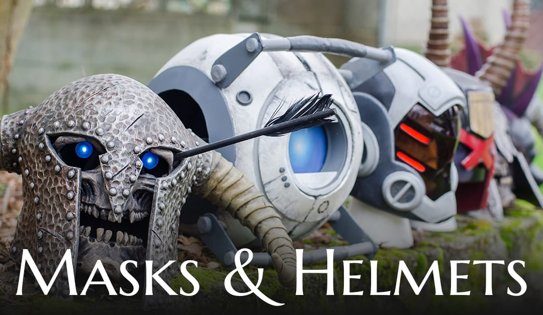 Masks and Helmets