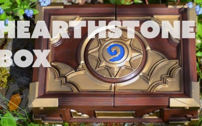 Prop: Shop – Hearthstone Box