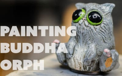 Prop: Live From The Shop – Painting the Mini Buddha Orph