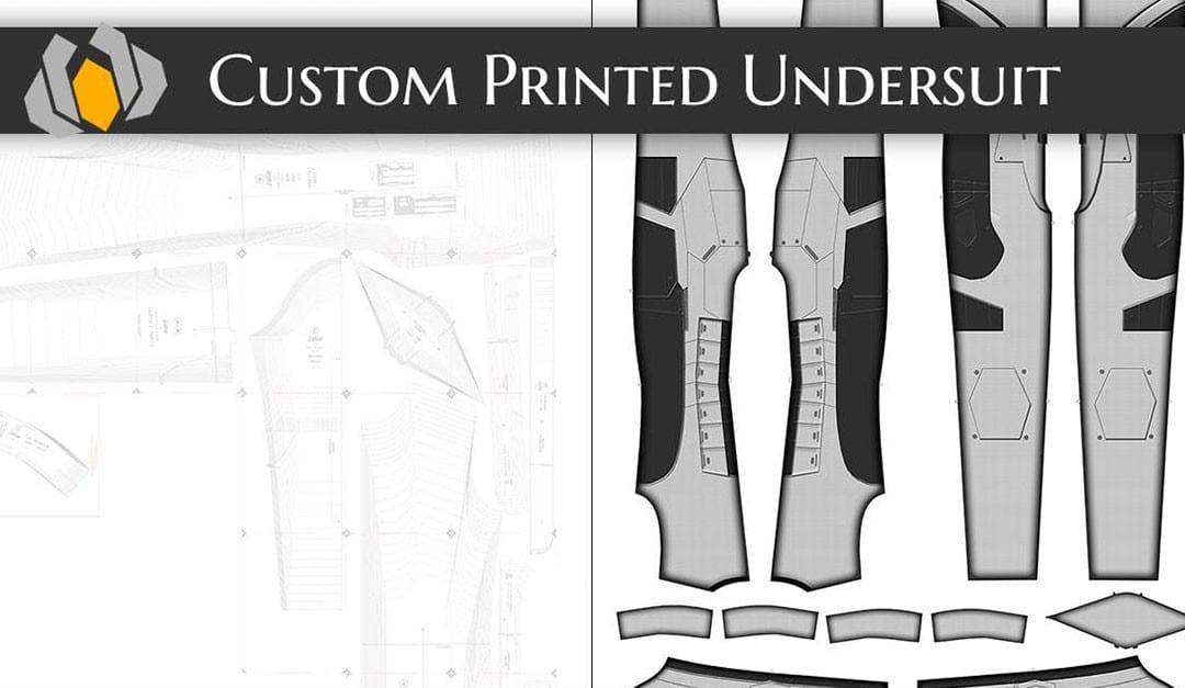 Custom Printed Undersuit