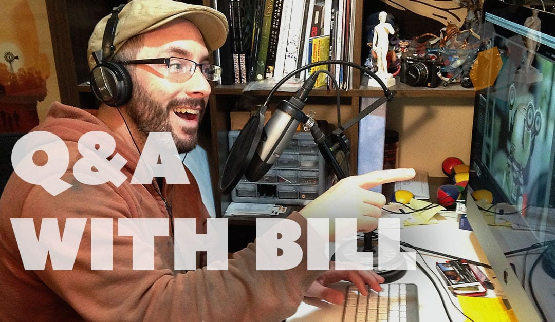 Prop: Live – Q&A with Bill – 5/5/2016